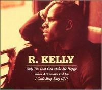 Cover R. Kelly - When A Woman's Fed Up
