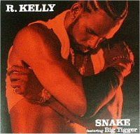 Cover R. Kelly feat. Big Tigger - Snake