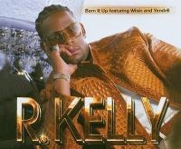 Cover R. Kelly feat. Wisin and Yandell - Burn It Up