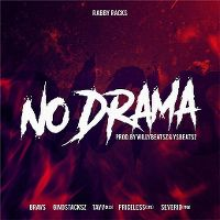 Cover Rabby Racks feat. Bravs, Ginostacksz, Tavv, Priceless & Sevirio - No Drama