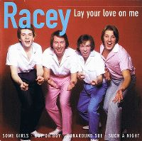 Cover Racey - Lay Your Love On Me