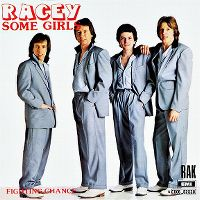 Cover Racey - Some Girls