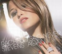 Cover Rachel Stevens - I Said Never Again (But Here We Are)