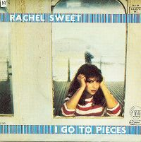 Cover Rachel Sweet - I Go To Pieces