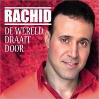 Cover Rachid - De wereld draait door