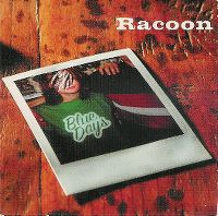 Cover Racoon - Blue Days