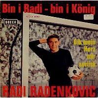 Cover Radi Radenkovic - Bin i Radi - bin i König