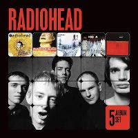 Cover Radiohead - 5 Album Set
