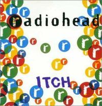 Cover Radiohead - Itch EP