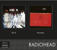 Cover Radiohead - Kid A + Amnesiac