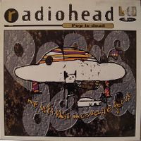 Cover Radiohead - Pop Is Dead