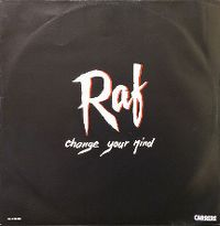 Cover Raf - Change Your Mind