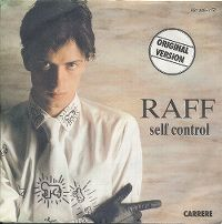 Cover RAF - Self Control