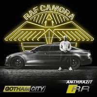 Cover RAF Camora - Gotham City