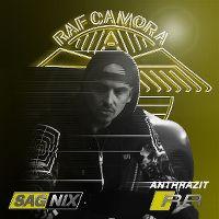 Cover RAF Camora - Sag nix