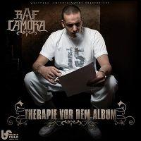 Cover RAF Camora - Therapie vor dem Album