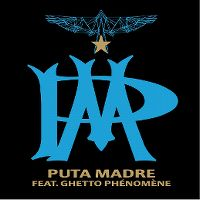 Cover RAF Camora feat. Ghetto Phenomene - Puta madre
