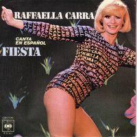 Cover Raffaella Carrà - Fiesta