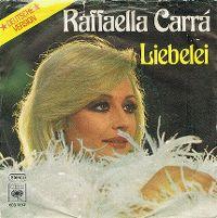Cover Raffaella Carrà - Liebelei