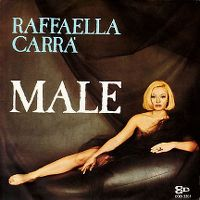 Cover Raffaella Carrà - Male