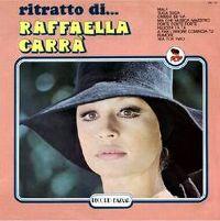 Cover Raffaella Carrà - Ritratto di....Raffaella Carrà