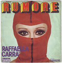Cover Raffaella Carrà - Rumore