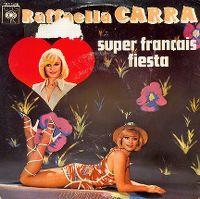 Cover Raffaella Carrà - Super Français