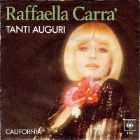 Cover Raffaella Carrà - Tanti auguri