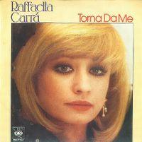 Cover Raffaella Carrà - Torna da me