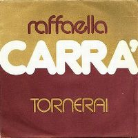 Cover Raffaella Carrà - Tornerai