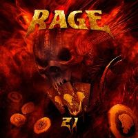 Cover Rage - 21