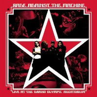 Cover Rage Against The Machine - Live At The Grand Olympic Auditorium