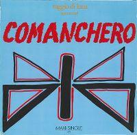 Cover Raggio Di Luna (Moon Ray) - Comanchero