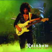 Cover Rainbow - Boston 1981