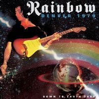 Cover Rainbow - Denver 1979 - Down To Earth Tour