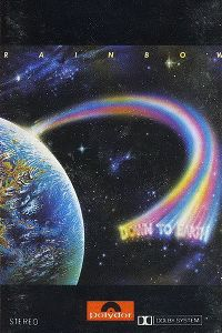 Cover Rainbow - Down To Earth