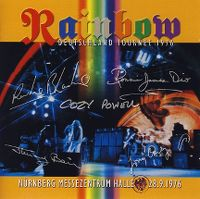 Cover Rainbow - Live - Nürnberg Messezentrum