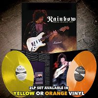 Cover Rainbow - Long Island 1979