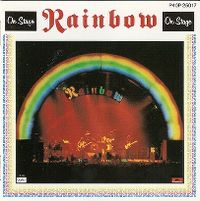 Cover Rainbow - On Stage