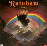 Cover Rainbow - Rising