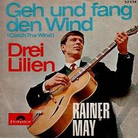 Cover Rainer May - Geh und fang den Wind