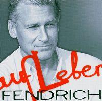 Cover Rainhard Fendrich - aufLeben