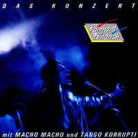 Cover Rainhard Fendrich - Das Konzert