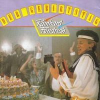 Cover Rainhard Fendrich - Der Geburtstag
