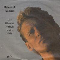 Cover Rainhard Fendrich - Der Himmel würfelt leider nicht
