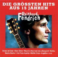 Cover Rainhard Fendrich - Die größten Hits aus 15 Jahren