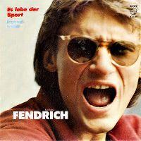 Cover Rainhard Fendrich - Es lebe der Sport