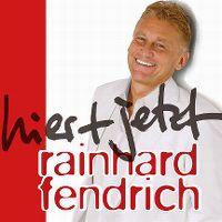 Cover Rainhard Fendrich - Hier + jetzt