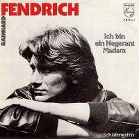 Cover Rainhard Fendrich - Ich bin ein Negerant Madam