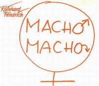 Cover Rainhard Fendrich - Macho Macho
